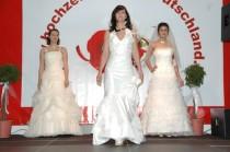 Hochzeitsmesse Brautmodenschau