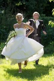 Brautpaar Hochzeit in Bayerisch Eisenstein